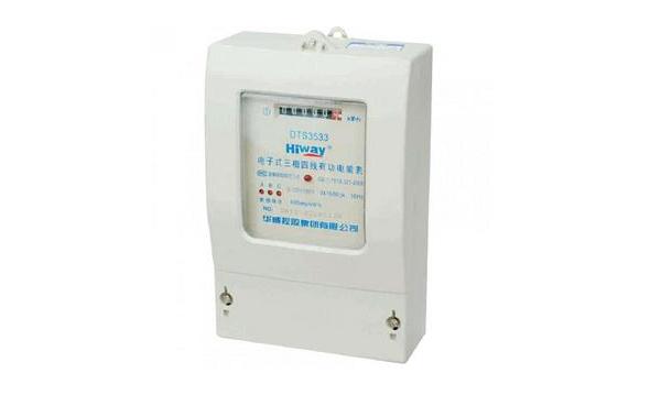 简要分析有功电能表与无功电能表的区别