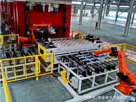搬运机器人的出现 动了产业发展的转变