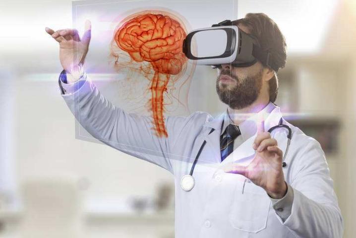 AR和VR技术未来或将改变医疗行业