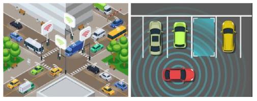 智能交通系统通过IWR1642毫米波传感器监控城...