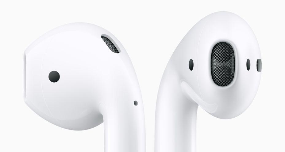 苹果新一代AirPods支持语音操控