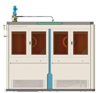 镭煜科技推出的材料粉体干燥系统能降低50%的能耗,实现快速换型生产