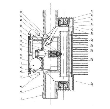 封閉型超聲波水表和熱能表的原理及設計