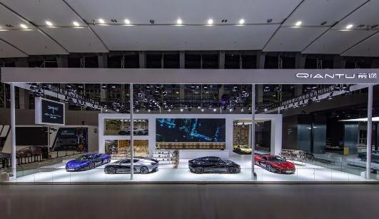 中国首款量产纯电动城市跑车前途K50发布 能够从容应对激烈驾驶