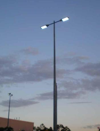 美国一市进行LED路灯改造 投资225万美元五到六年内收回成本