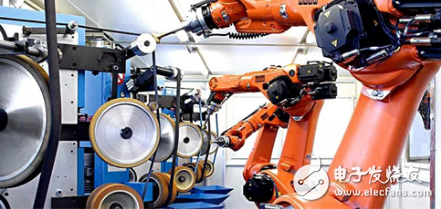 区块链机器人是整个生态的核心链接