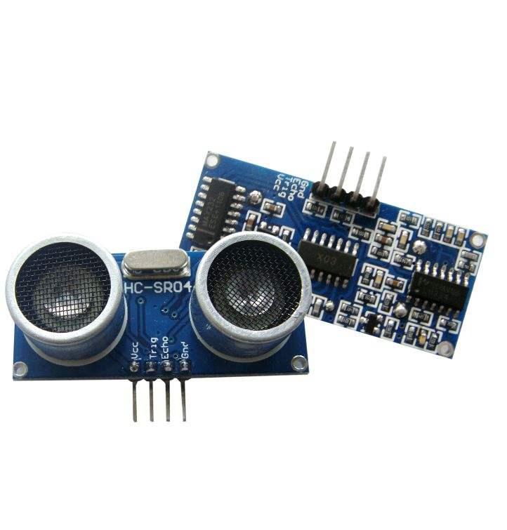 超聲波模塊HC-SR04電路測量原理講解