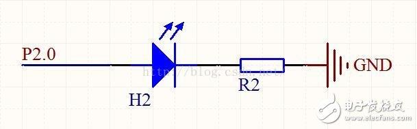 单片机中的拉电流和灌电流是什么意思