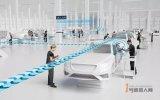 """梅赛德斯-奔驰公司刚刚展示了该公司的""""未来工厂""""..."""