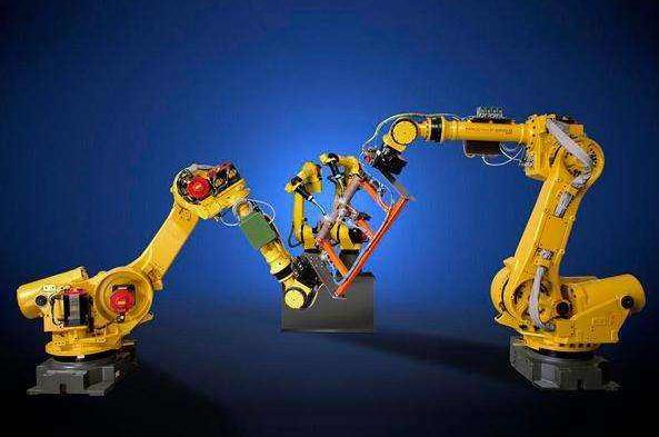 """工业机器人发展一片""""火热""""景象"""