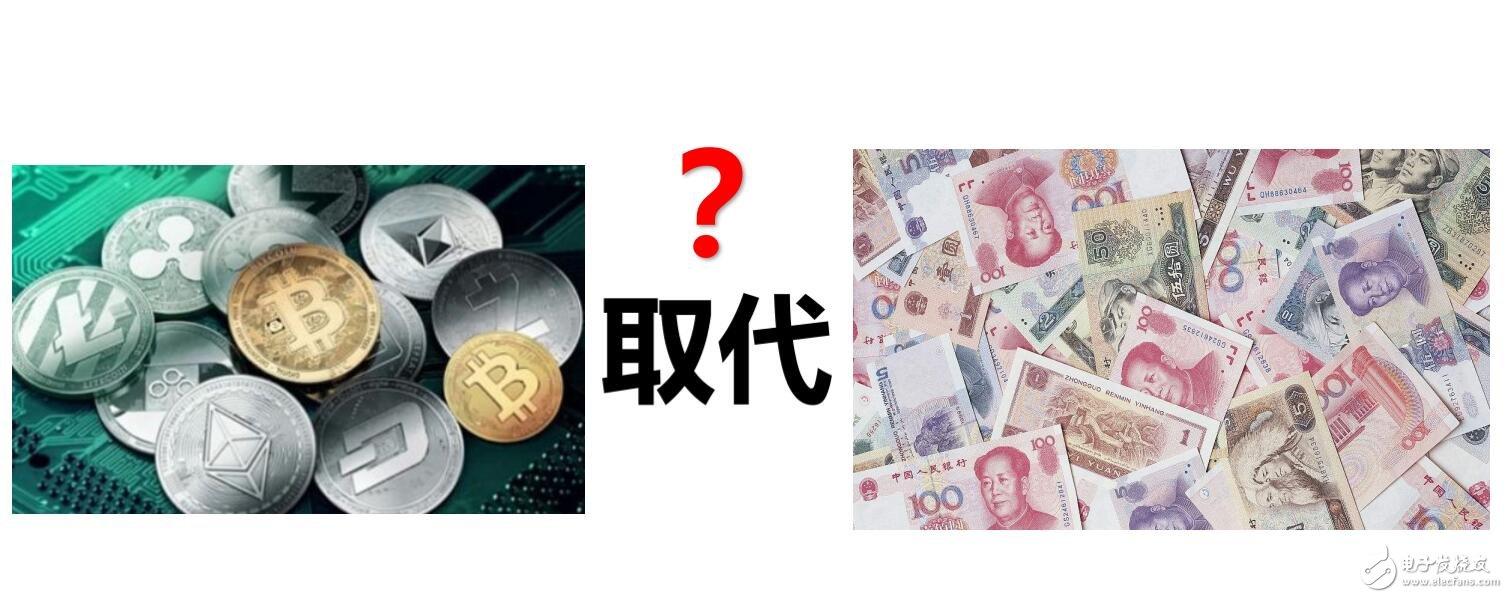 数字货币会取代纸币?看看这几个原因就知道了