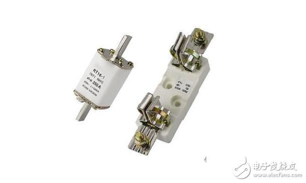 关于熔断器的组成部分及选择要求