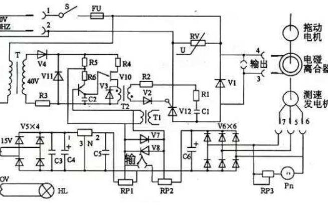 自动控制原理matlab仿真实验之系统的数学模型