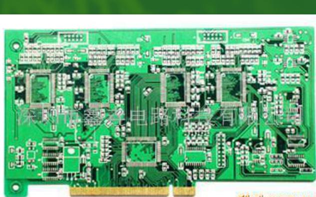 印刷电路板基板材料基本分类表和PCB线路板图的详细资料免费下载