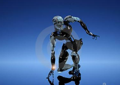 盘点我国机器人行业发展路劲和市场分布