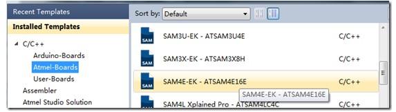 如何使用SAM4E单片机点亮LCD并显示出文字