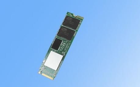 ATP发布了一款适用于工业环境的M.2固态硬盘