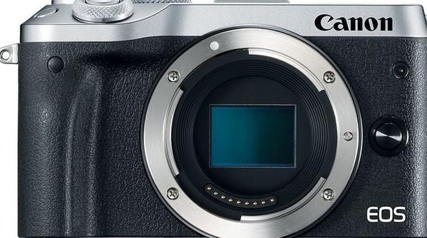 佳能EOSM6相机采用了APS-C画幅CMOS传感器能在暗光下拍出完美的画质