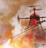 华科尔如何解决无人机高层灭火救援问题