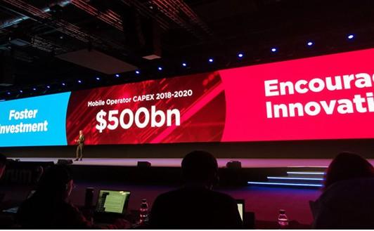 2025年全球的5G连接数将高达13亿