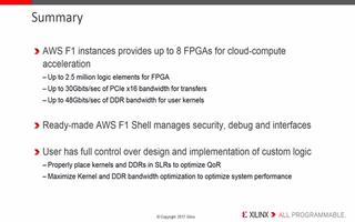 AWS F1硬件平台的技术规范及注意事项 (4-2)