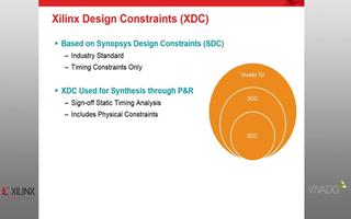 XDC约束及物理约束的介绍