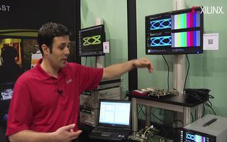 Kintex-7 K325T FPGA上3G-S...
