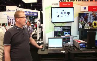 Xilinx ST 2059 IP内核技术的演示