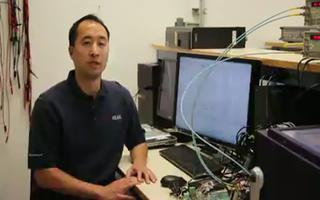 UltraScale器件上的集成100G以太网MAC和CAUI-4 IP的演示