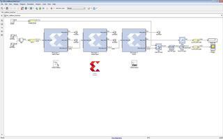 如何在System Generator中使用多个时钟域实现复杂的DSP系统
