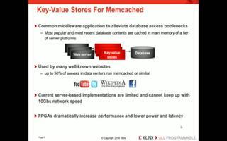 基于Xilinx FPGA的Memcached硬件加速器的介紹
