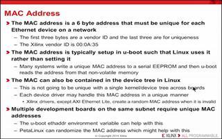 Linux以太网解决方案的介绍