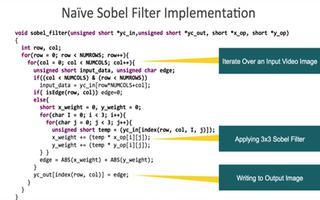 通过SDSoC开发环境加速OpenCV功能