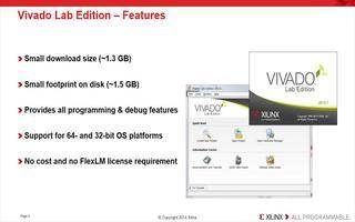 Vivado Lab Edition的功能优点及使用