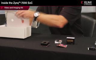 针对成像和视频应用开发的Zynq-7000 Al...