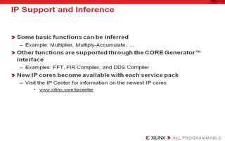 Virtex-7 FPGA系列DSP Slice功能的讨论