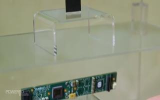 EyeTech数字系统实现自然用户界面眼图跟踪芯片技术