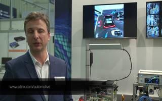 Zynq UltraScale+汽车ADAS系统框架