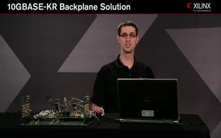 Virtex-7 FPGA与10GBASE-KR标准的协议达成一致