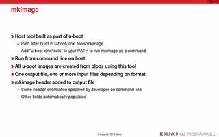u-boot映像及其功能的介绍