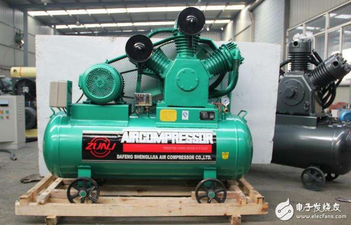 空气压缩机主要结构分析