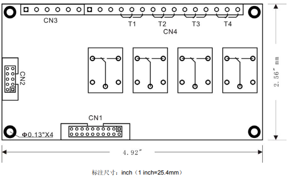 ETA416数字IO扩展与控制模块使用手册的详细资料免费下载
