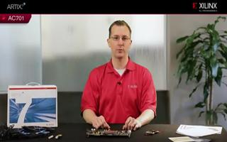 Artix-7 FPGA AC701评估套件的特...