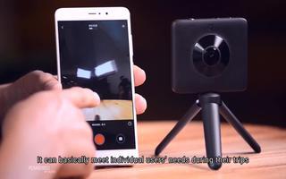 MadV Technology的Madventure 360 VR相机介绍