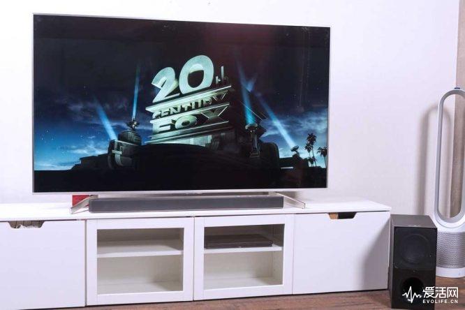 看索尼回音壁X9000F评测 电视与音响的CP大...