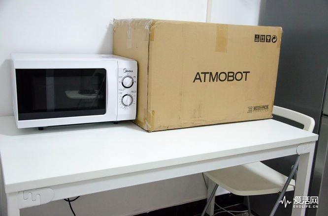 科沃斯沁宝空气净化机器人评测 在空净产品里已经是非常专业的了