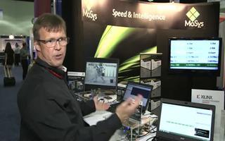 MoSys带宽引擎2高速串行存储器IC的介绍