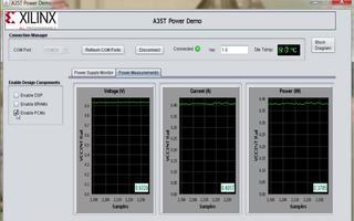 Artix-7 ARTY FPGA评估套件的演示