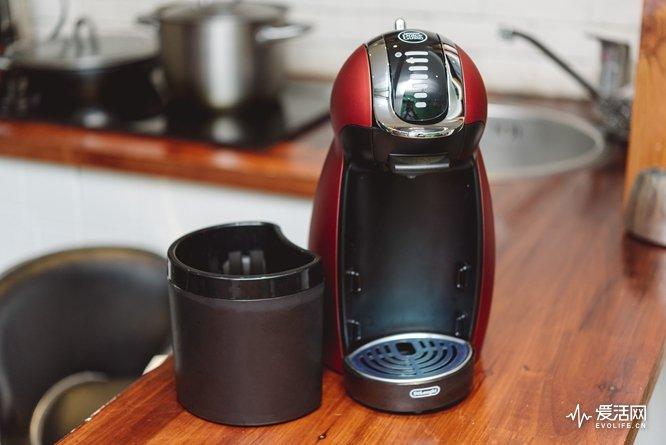 雀巢DolceGustoGENIO胶囊咖啡机评测...