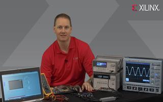 采用Kintex-7 FPGA KC705基板的...
